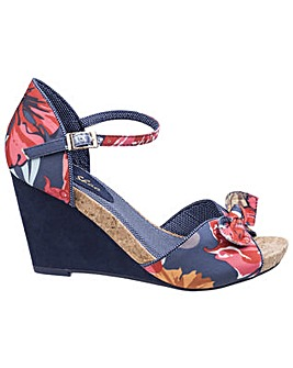 Ruby Shoo Molly Buckle-Up Heels