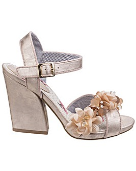 Ruby Shoo Ellen Buckle-Up Heels