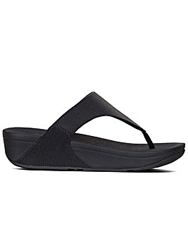 FitFlop(TM) Lulu Leather Womens Sandals