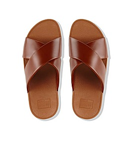 FitFlop(TM) Lulu Cross Slide Mules