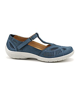 Hotter Grace EEE Mary Jane Shoe