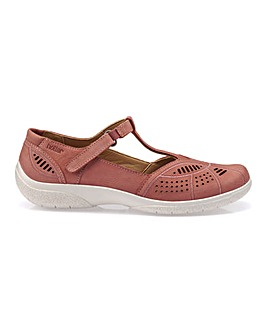 Hotter Grace Wide Fit Mary Jane Shoe