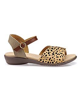 Hotter Dazzle Peep Toe Sandal