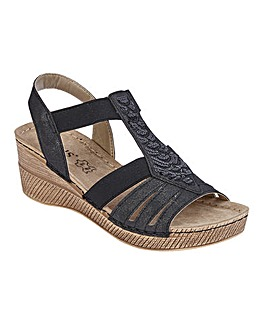 LOTUS SALTARAN CASUAL SANDALS