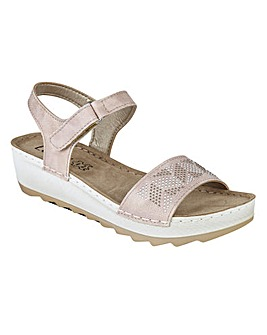 LOTUS MASSARI CASUAL SANDALS