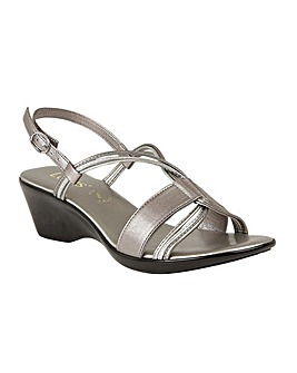 LOTUS CARRARA CASUAL SANDALS