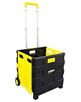 Rolson 25kg Folding Boot Cart