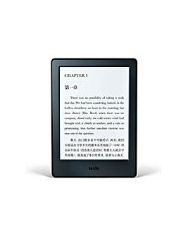 Kindle 2016 Wi-Fi Touch E-Reader - Black