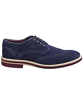 Lambretta Henry Brogue Lace Up Shoe