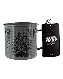 Star Wars Metal Mug