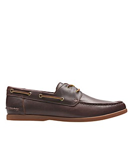 Clarks Morven Sail  Shoes
