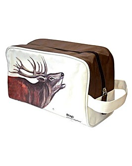Wild Animals Male Wash Bag