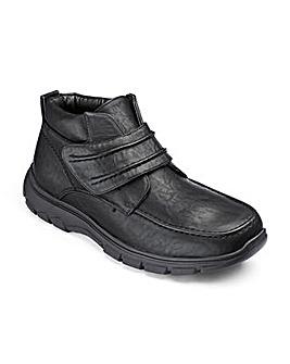 Cushion Walk Touch & Close Boot