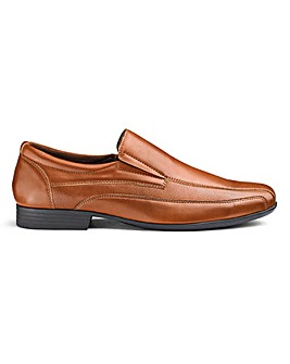 Formal Slip On Shoes Extra Wide Fit