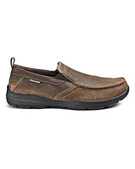 Skechers Moc Toe Slip On Shoes