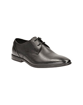 Clarks Bampton Lace H Fitting