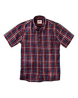 Joe Browns Intriging Indigo Shirt Long