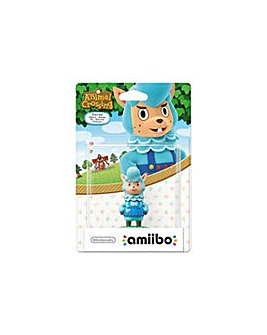 amiibo Animal Crossing Figure - Cyrus
