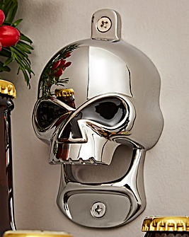 Skull Wall Mounted Bottle Opener
