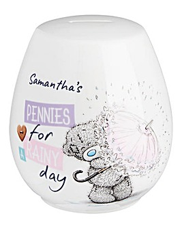 Personalised Me 2 You Money Bank