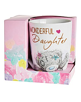 Me To You Wonderful Daughter Mug