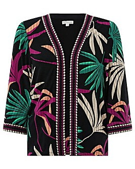 Monsoon Latoya Print Cover Up