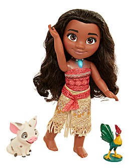 Disney Moana Singing Doll
