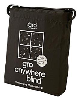 Gro-Anywhere Blind - Stars and Moon