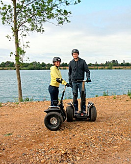 Segway Rally Racing For Two
