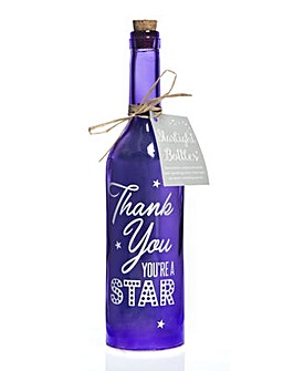 Thank You - Starlight Bottle