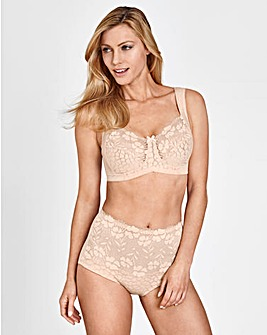 Miss Mary Non Wired Jacquard Bra