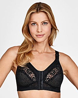 Miss Mary Non Wired Front Fastening Bra