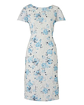 Joanna Hope Pint Lace Dress