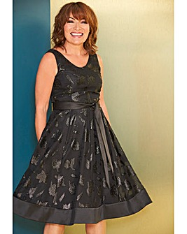 Lorraine Kelly Fit & Flare Dress