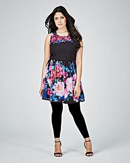 Grazia Sleeveless Print Tunic