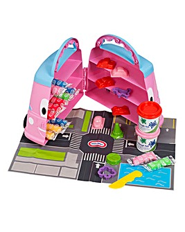 Little Tikes Pink Cozy Coupe Play Set