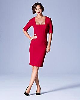 Eden Row Royston Bodycon Dress