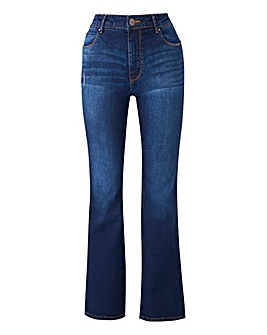Petite Eve Bootcut Jeans