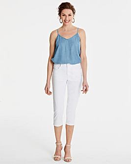 Everyday Crop Jeans