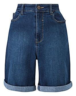 Petite Everyday Denim Shorts