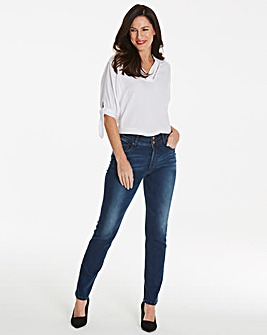 Shape & Sculpt Straight Leg Jean Regular