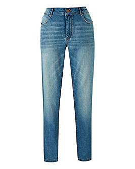 Petite Sadie Slim Leg Jeans