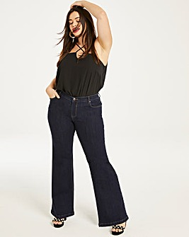Everyday Wide Leg Jeans Regular