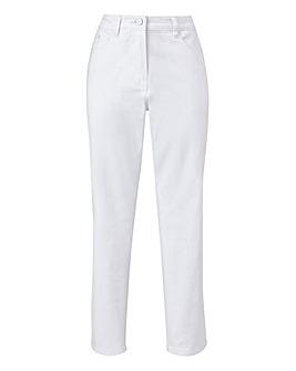 Petite Everyday Straight Leg Jeans