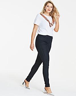 Value Skinny Jeans Short