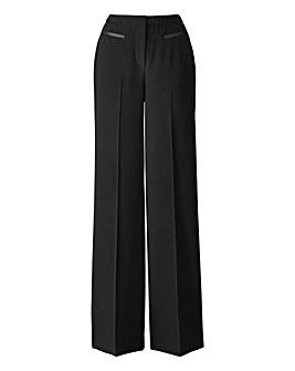 MAGISCULPT Wide Leg Trousers Short
