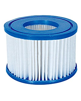 Pack of 6 Lay-Z Spa Filter Cartridges