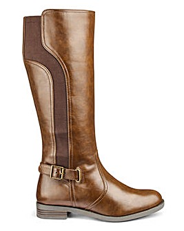 Lotus Boots EEE Fit Curvy Calf