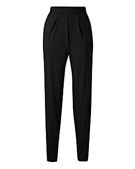 Petite Stretch Jersey Harem Trousers