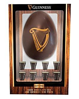 Luxury Easter Egg with Guinness Truffles
